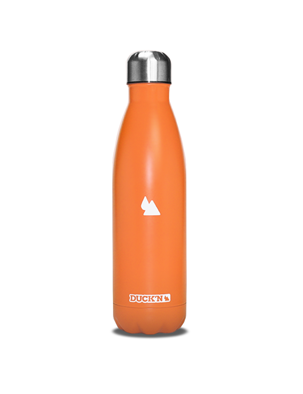 Bouteille Isotherme Duck'n 500ML Orange Corail finition mate
